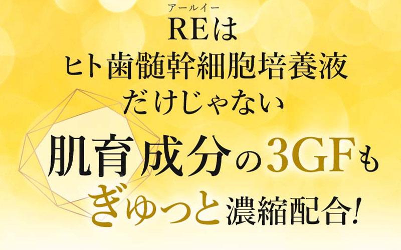 REプラセンタ3GF